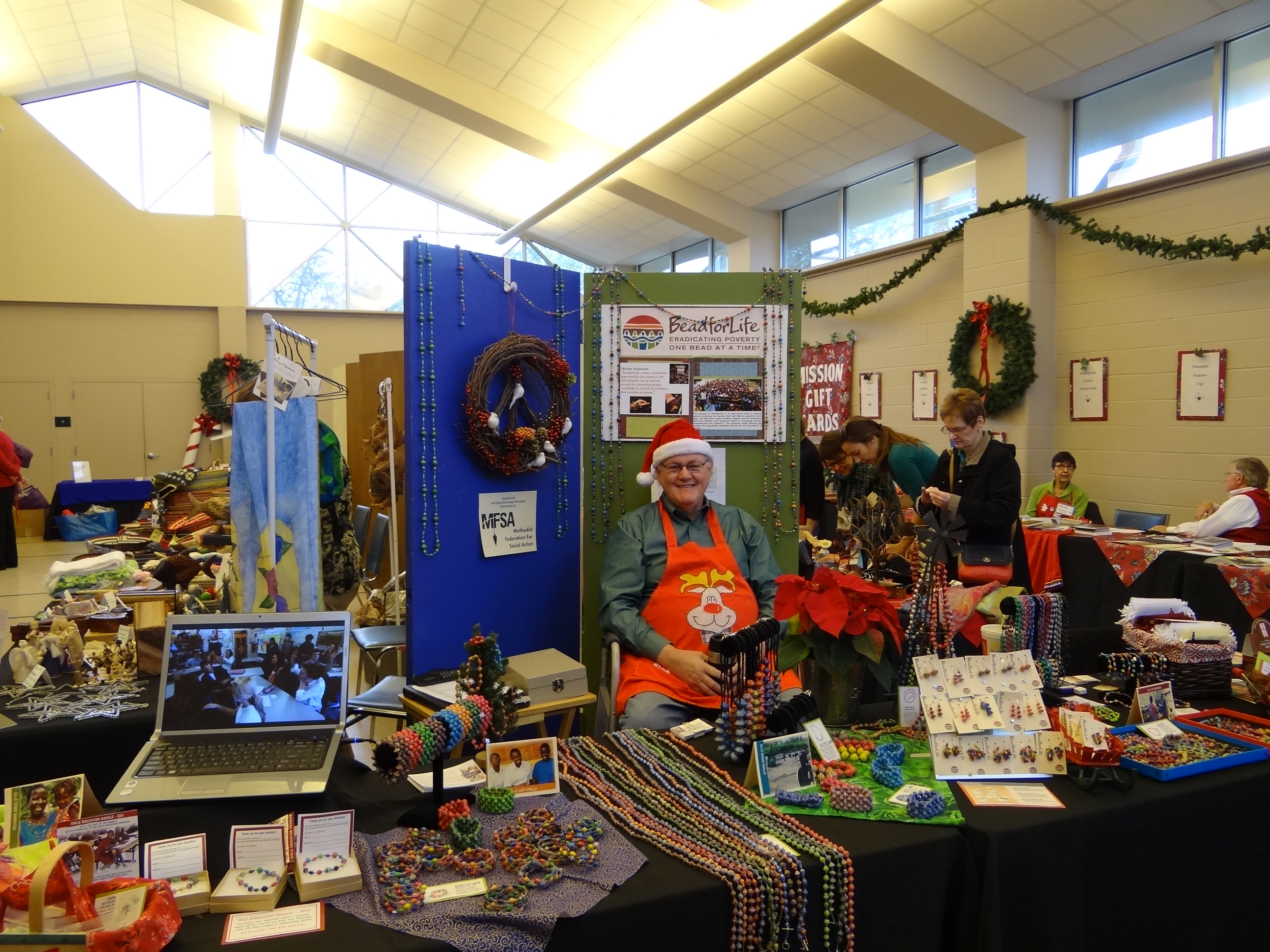 MFSA Will Sell Fair Trade Items from BeadforLife and Equal ...