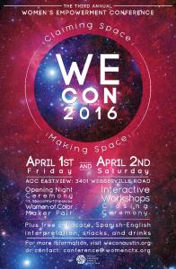 wecon2016